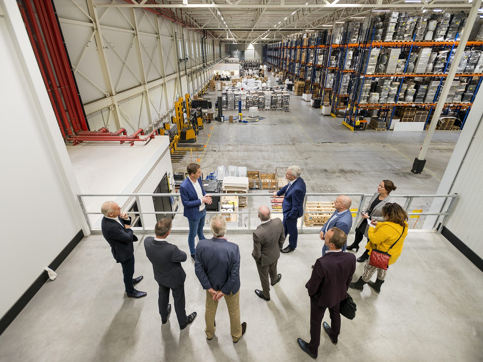 In gesprek over Makes & Moves regio Midwest-Brabant