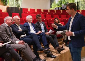 In gesprek over Makes & Moves voor Midwest-Brabant